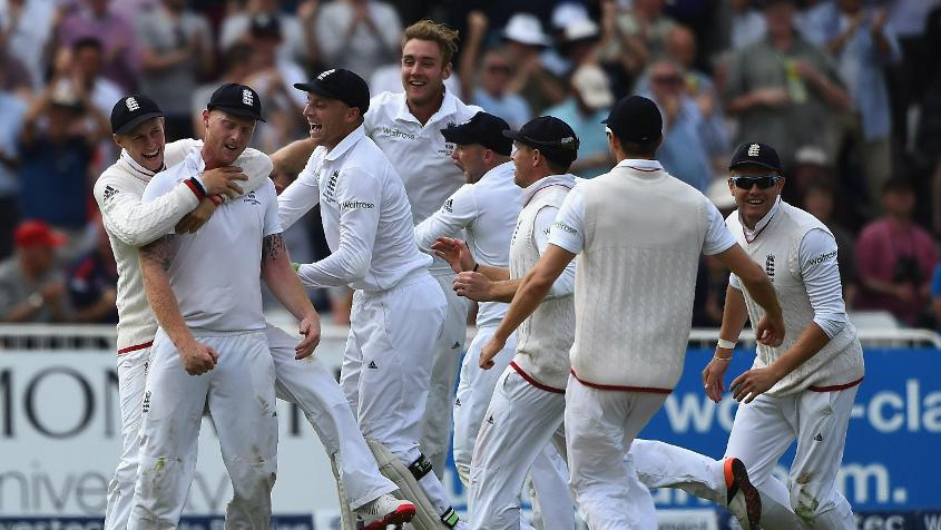 England sealed the Ashes in 2015 through Stuart Broad's amazing figures of 8 for 15 in Nottingham.