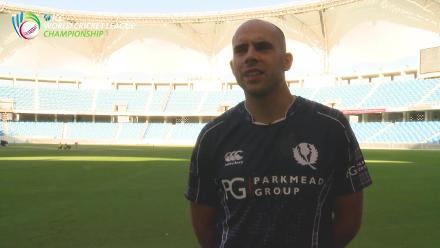 ICC WCLC - Kyle Coetzer Interview