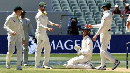 Ashes, 2nd Test, Day 5, Adelaide