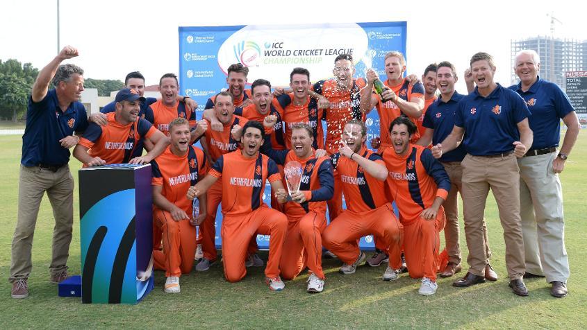Netherlands win WCLC