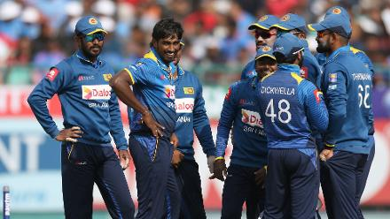 Nuwan Pradeep picked up two wickets to ensure that there was no middle-order recovery
