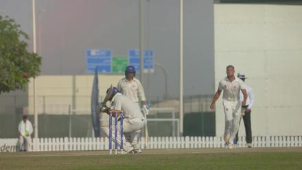 ICC Intercontinental Cup Wrap