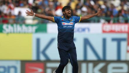 India v Sri Lanka, 1st ODI, Dharamsala