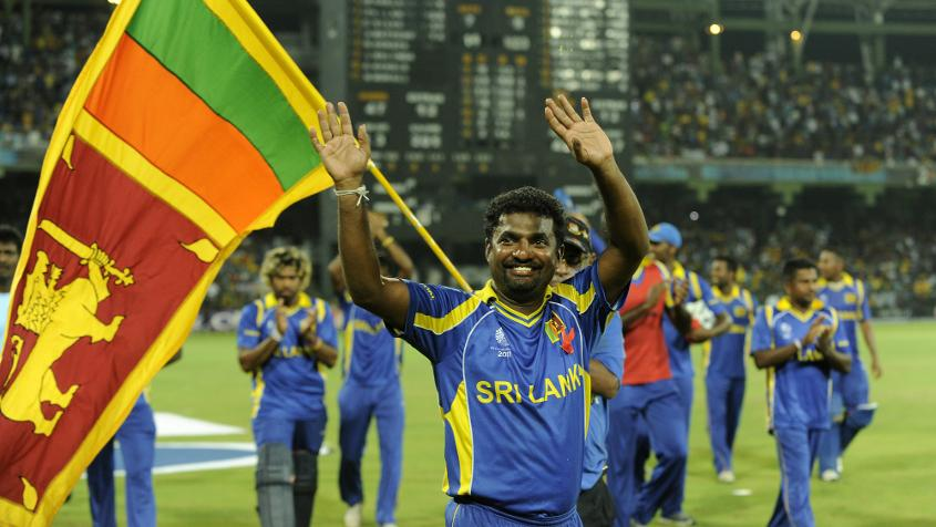 He was given a lap of honour after the 2011 semi-final on home soil.
