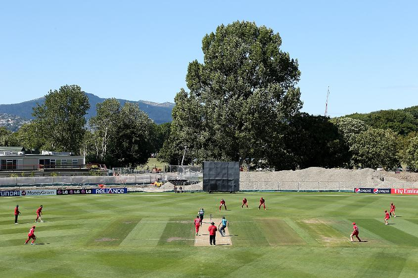 The first international men's game at this ground was played in 2013, between Scotland and Canada during the ICC World Cup qualifier in 2014.