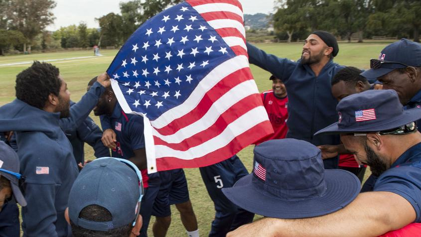 USA cricket