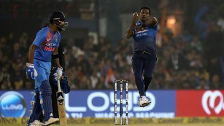 India v Sri Lanka, 1st T20I, Cuttack