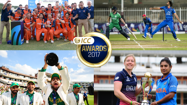 2017 ICC Awards to celebrate the best