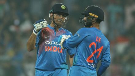 India v Sri Lanka, 3rd T20I, Mumbai