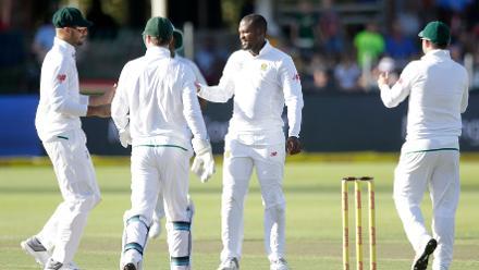 South Africa v Zimbabwe, Only Test, Day 2, Port Elizabeth