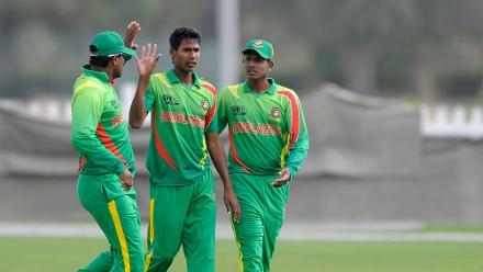MATCH HIGHLIGHTS: Bangladesh Beat Namibia at Bert Sutcliffe Oval