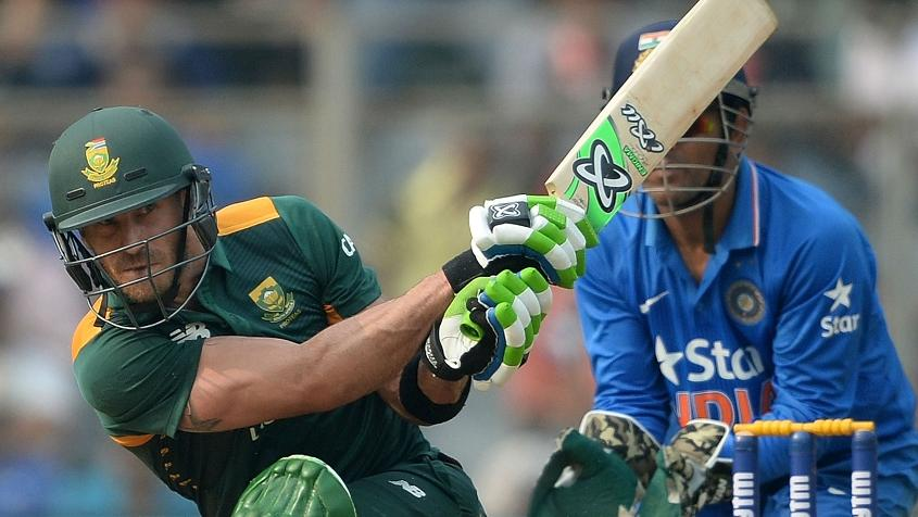 Top ranked South Africa will go head to head in a 6-match series with No.2 ranked India.