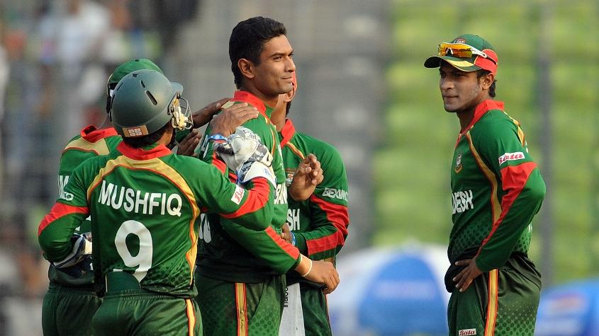 Bangladesh will feature in a tri-series involving Sri Lanka and Zimbabwe.