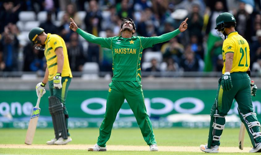 Hasan Ali was a revelation at the 2017 ICC Champions Trophy