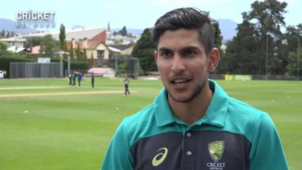 U19CWC - Jason Sangha interview
