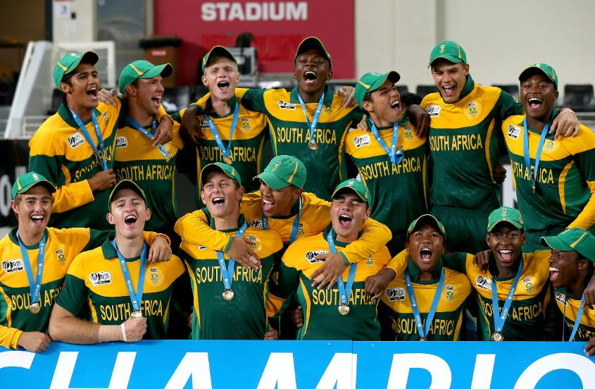 Kagiso Rabada was part of the South African side that won the Under-19 World Cup in 2014