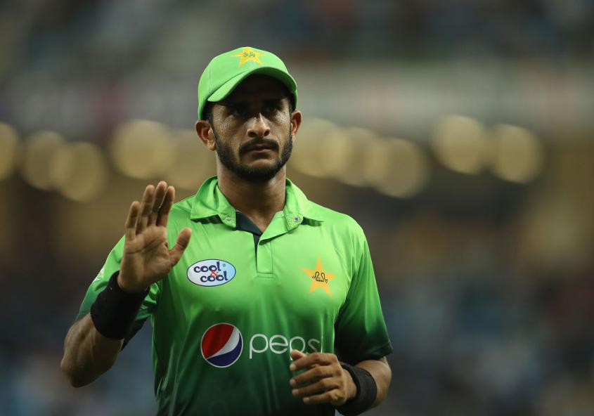 Hasan Ali has been in fine form for Pakistan