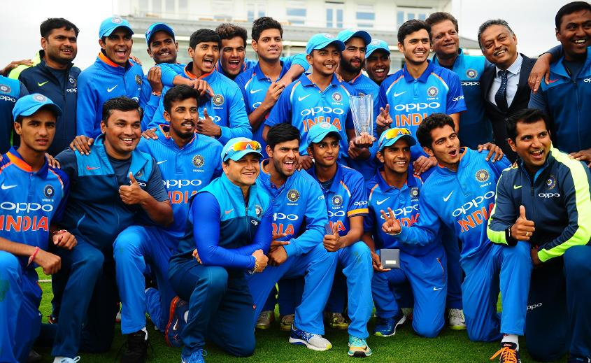Three Time Champions India And Australia Compete In Same Group