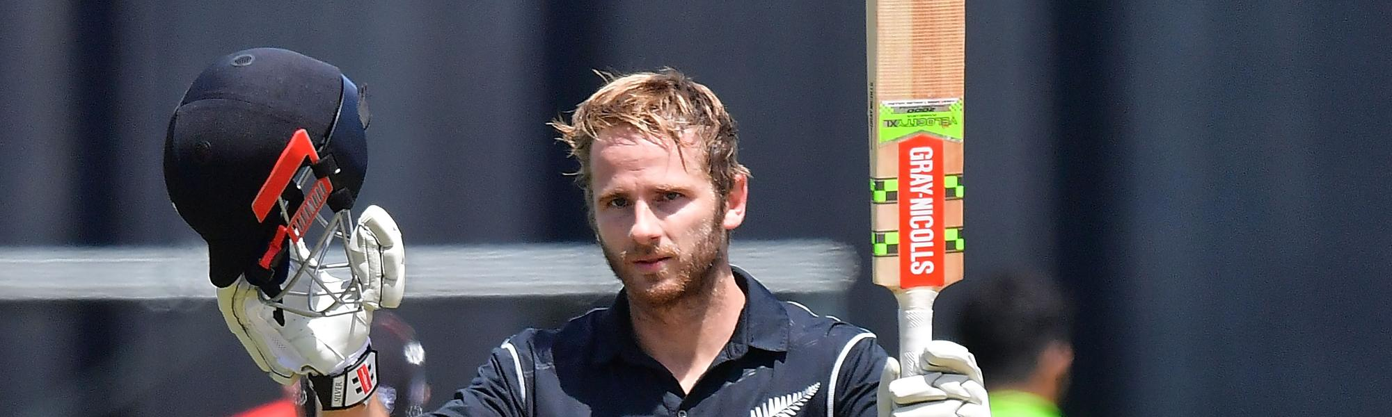 Kane Williamson.