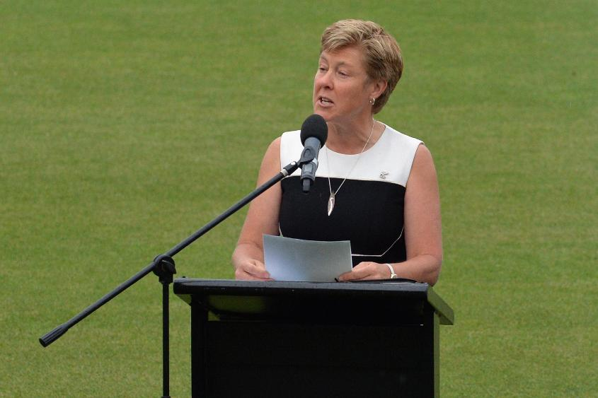 NZC president Debbie Hockley said the event taught players