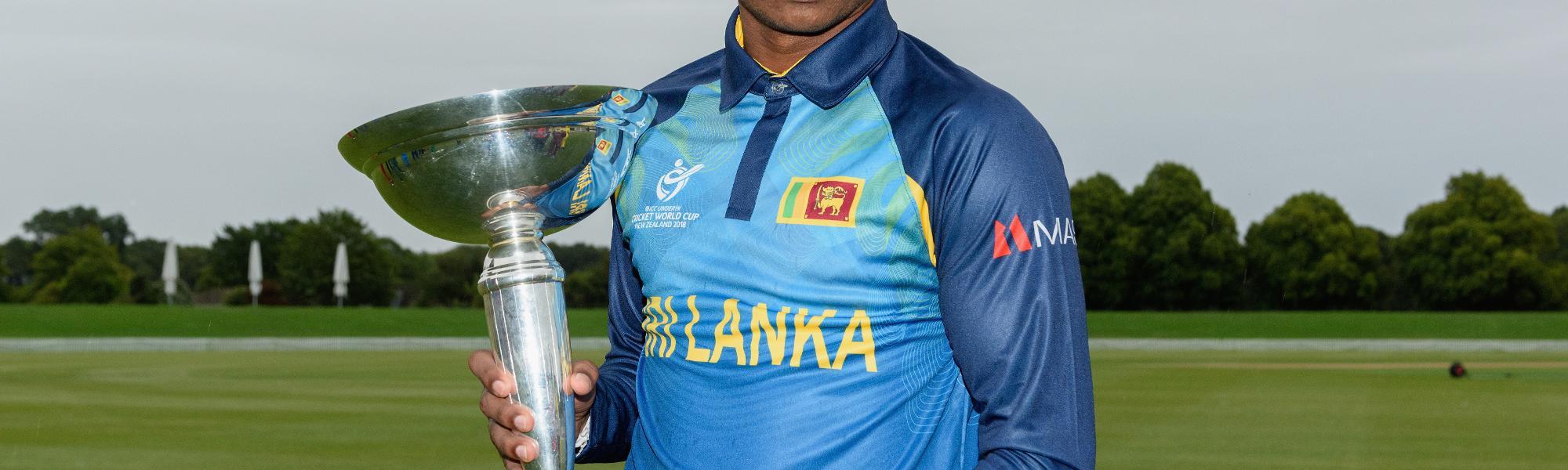 Sri Lanka U19s - Kamindu Mendis