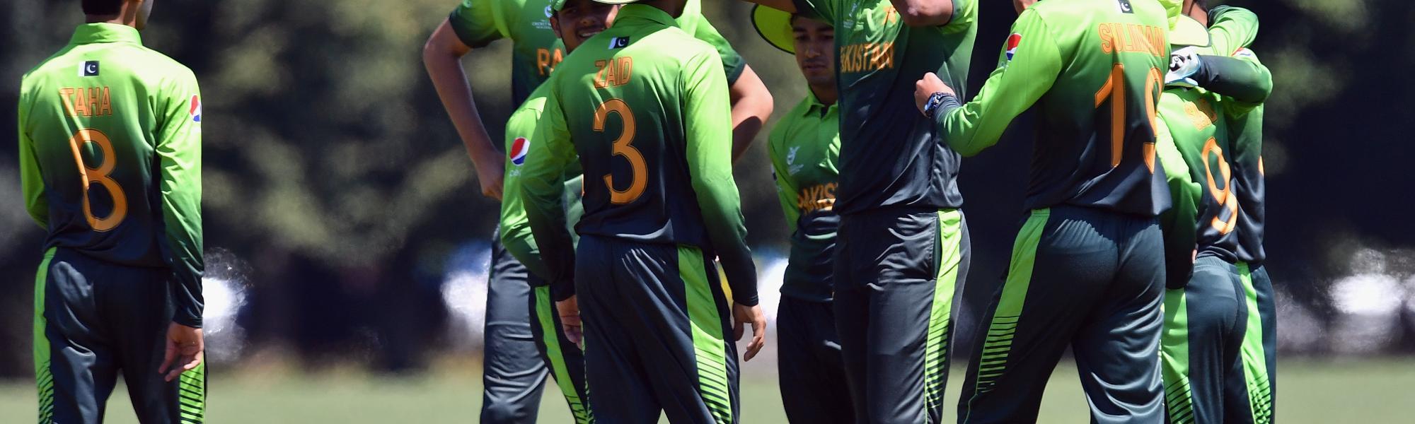 Pakistan U19.