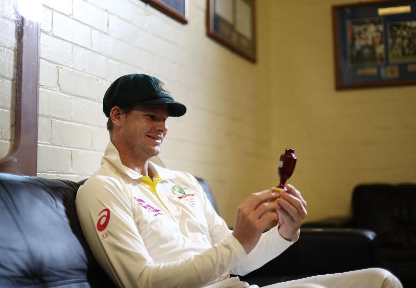 Smith enjoyed a stellar 2017/18 Ashes series