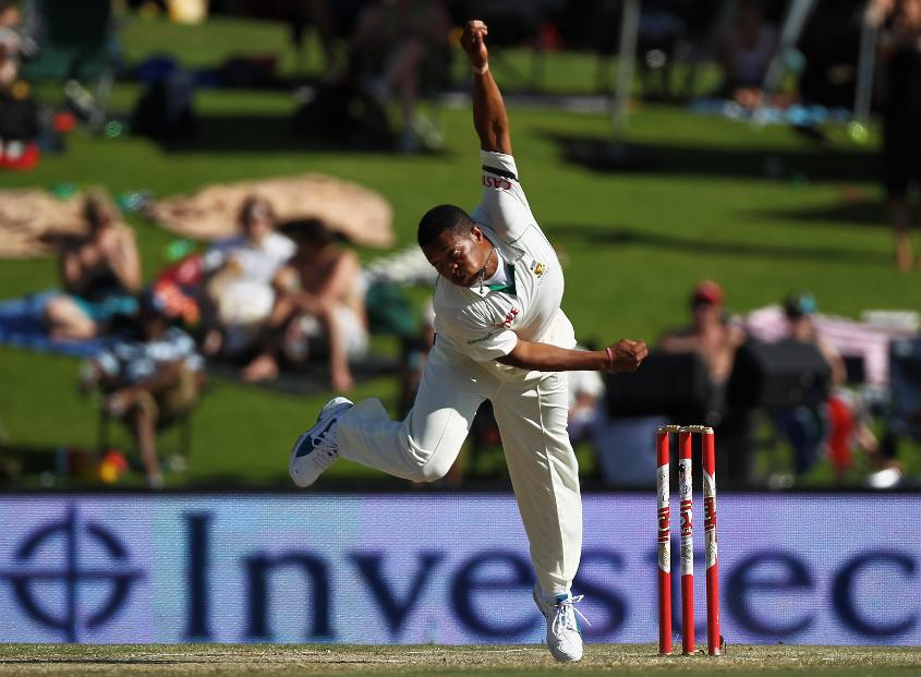 Makhaya Ntini is one of South Africa's greatest-ever bowlers. His son Thando wants to be better than him.