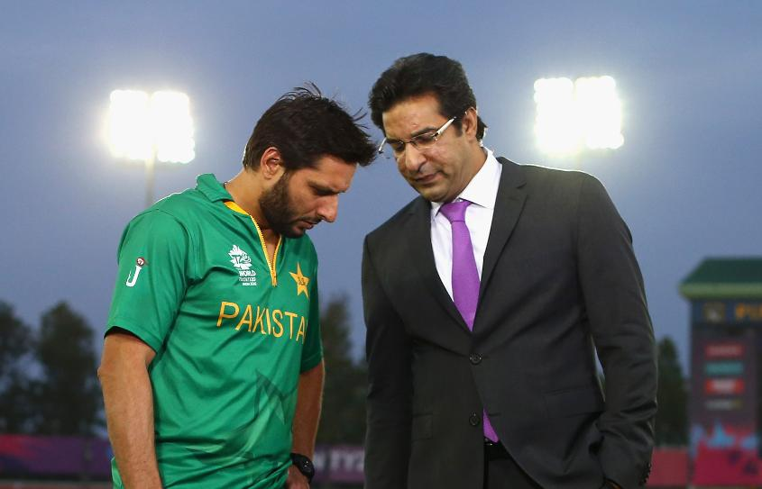 Shahid Afridi and Wasim Akram were two other Pakistanis who had special starts to their careers