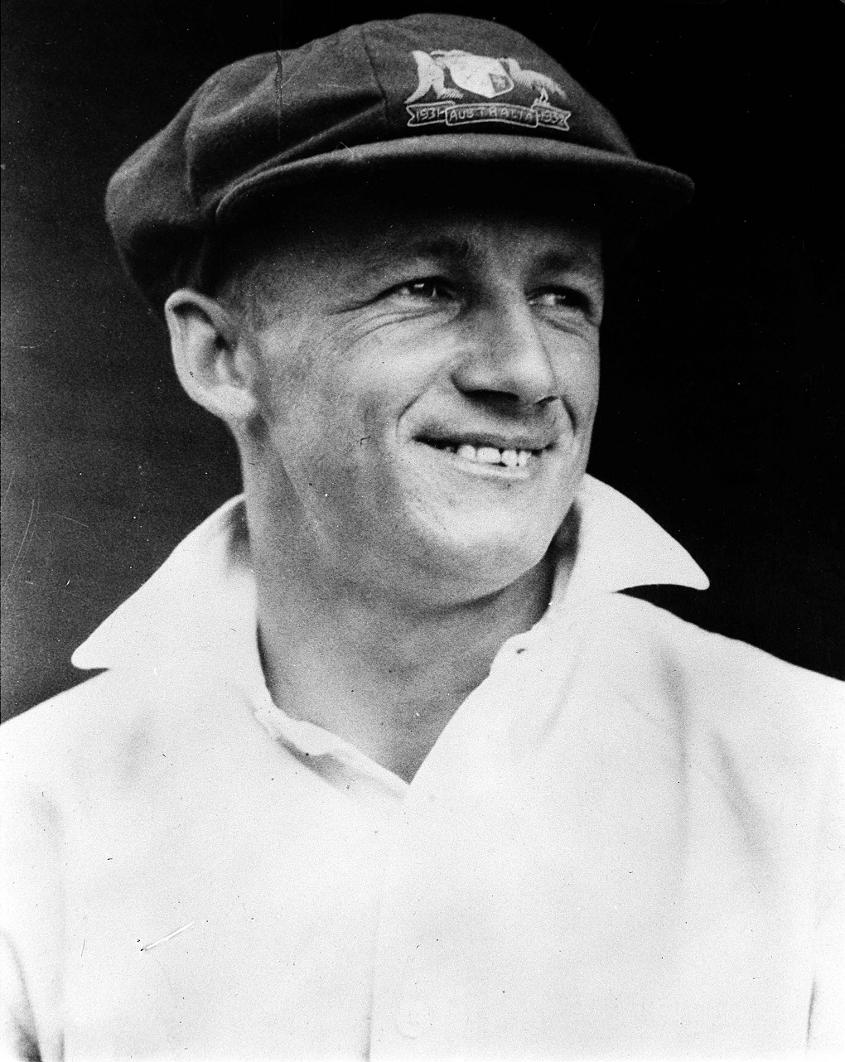 Don Bradman is now second in the list of first-class batting averages thanks to Baheer Shah