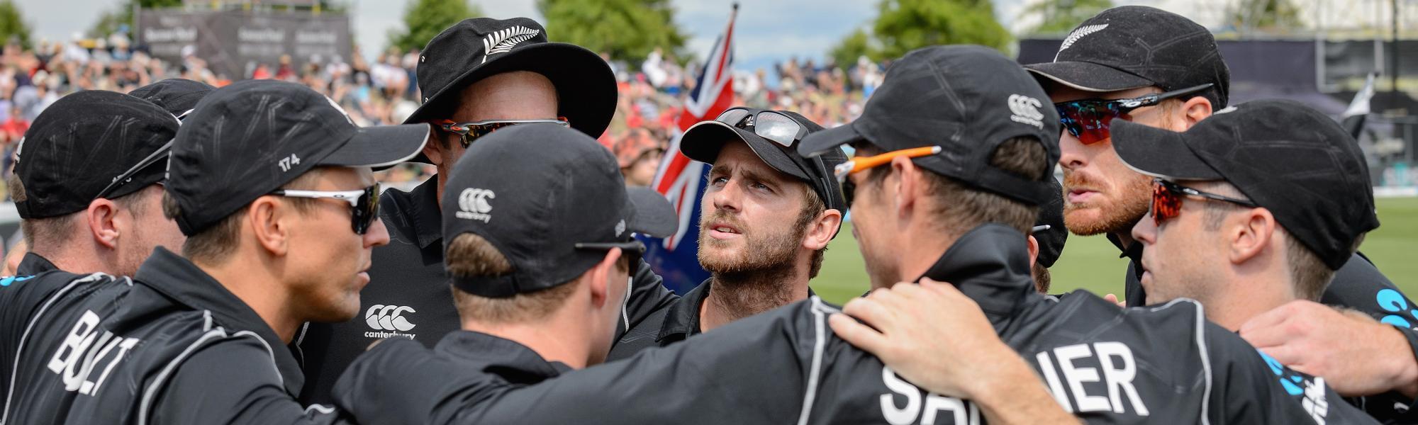 Kane Williamson and New Zealand