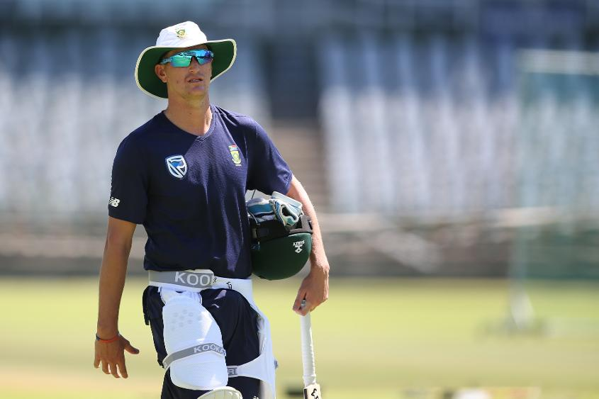 Chris Morris is in contention to replace the injured Dale Steyn