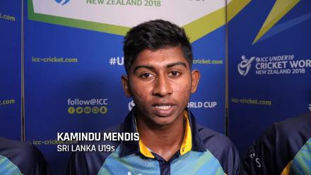 ICC U19 CWC - Sri Lanka support message