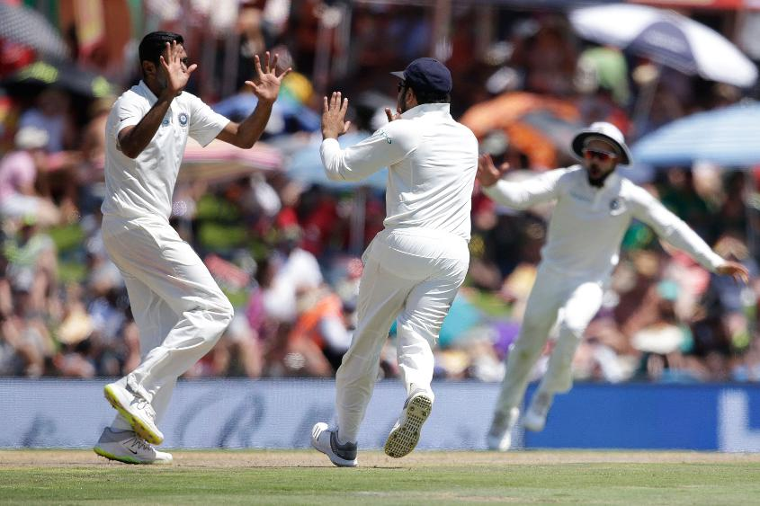 Ravichandran Ashwin took three wickets on day 1