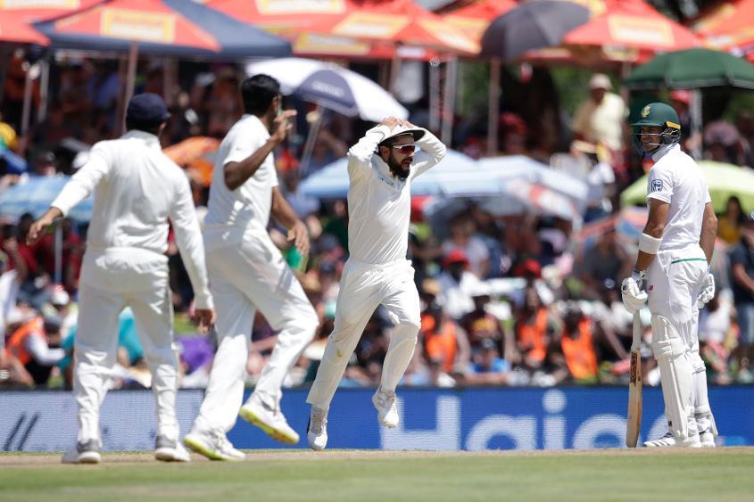 Aiden Markram fell six runs short of a third Test match century