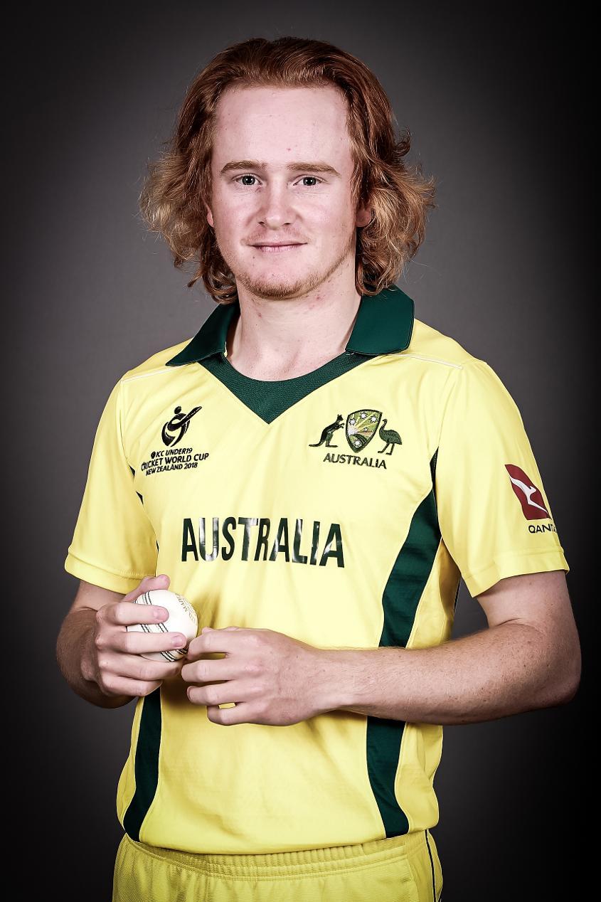 Lloyd Pope, Australia's long-haired legspinner