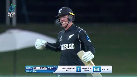 Match Highlights: Hosts New Zealand overcome West Indies in Tauranga