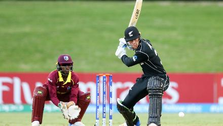 Allen century helps hosts New Zealand to victory against West Indies