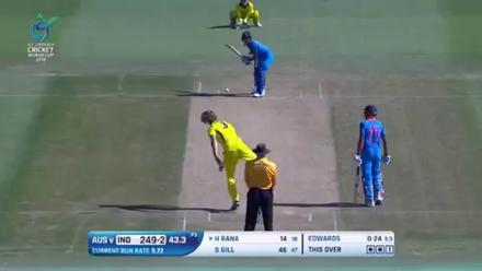 Highlights: re-live the best shots as India U19s post 328