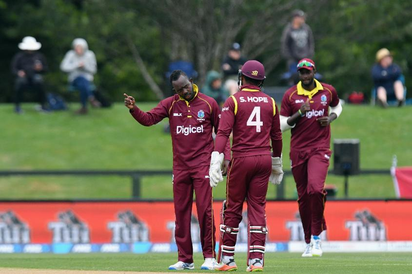 West Indies have been pooled with Ireland, Netherlands and PNG in Group A.