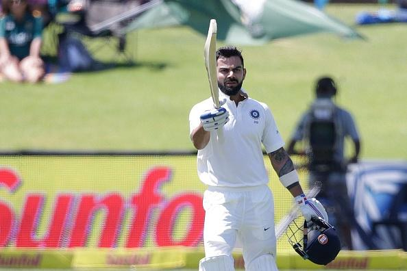 Virat Kohli fined for breaching ICC code of conduct
