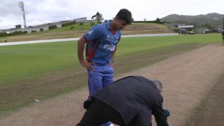 Toss: Sri Lanka U19s win the toss and bowl in Whangarei