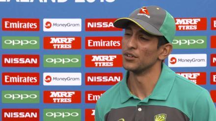 Pre-Game: Aussie captain Jason Sangha speaks ahead of clash with Zimbabwe U19s