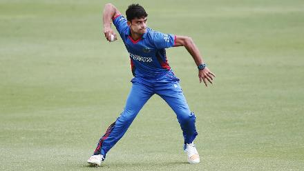 U19CWC POTD - Naveen-ul-Haq's spectacular run-out