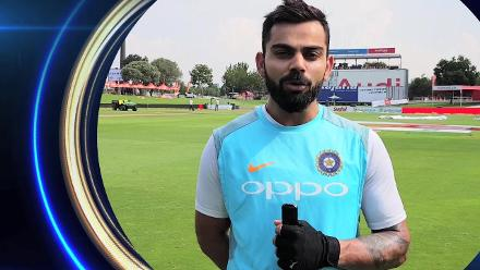 Virat Kohli on winning the Sir Garfield Sobers Trophy and ICC ODI Cricketer of the Year