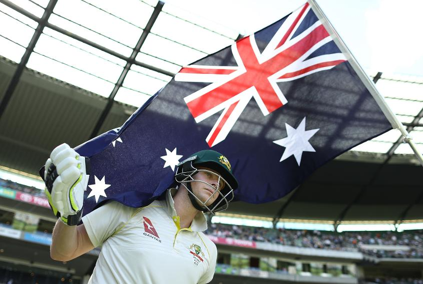 Australia's captain has drawn comparisons with the great Don Bradman