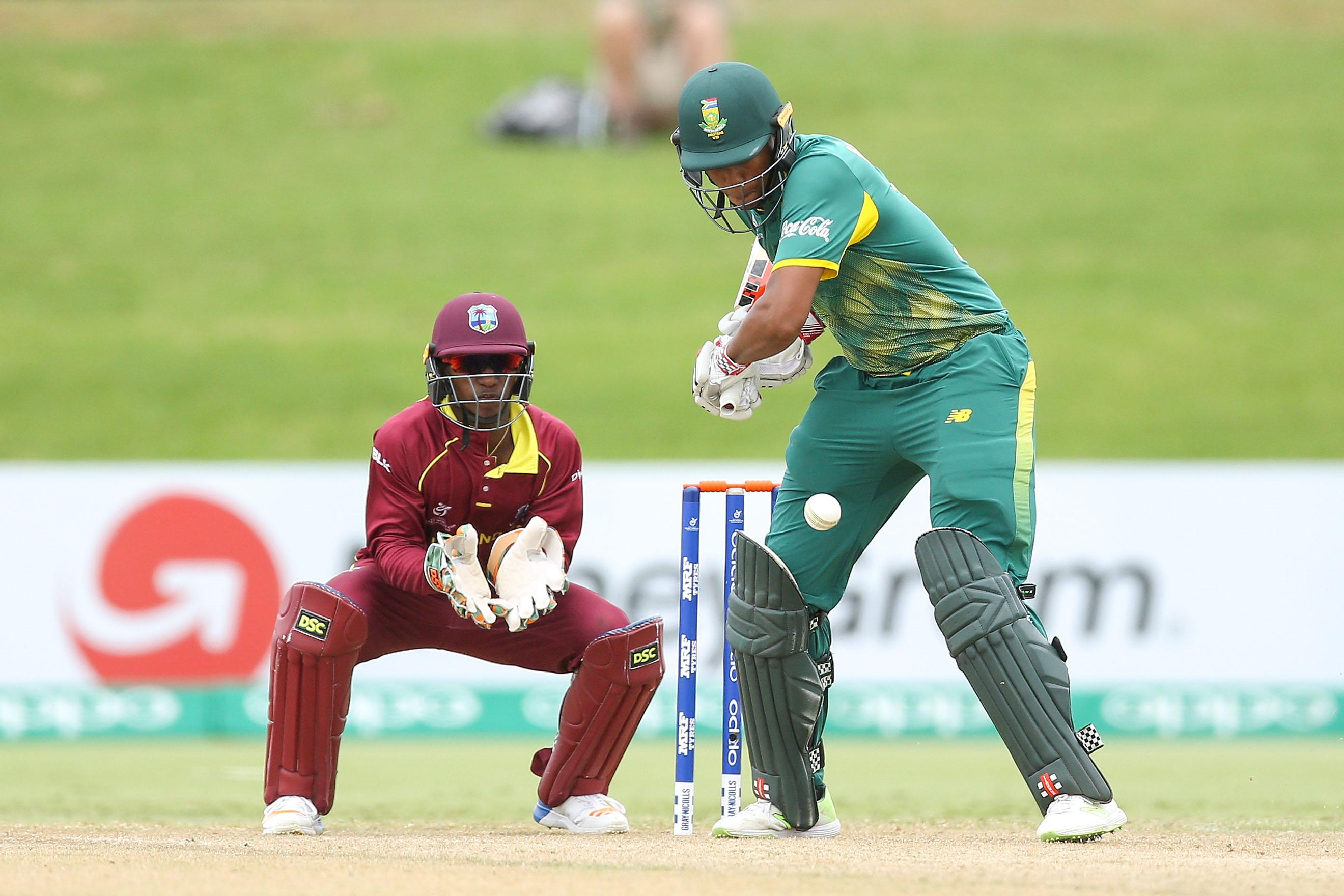 04fe71edd44 Match Highlights  South Africa overcome West Indies in Tauranga