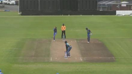 Match Highlights: Afghanistan book place in U19CWC quarter finals with victory over Sri Lanka