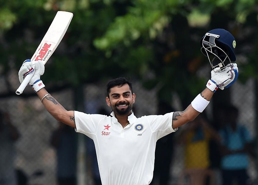 Kohli adjudged ICC Cricketer of the Year