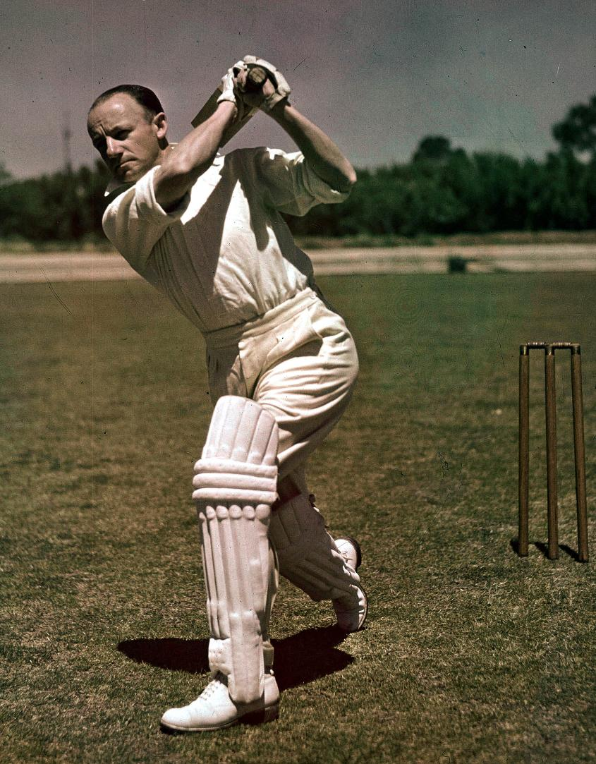 Don Bradman was in a league of his own, but even he doesn't top this table